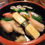 海山 - お寿司