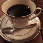 カフェ・デ・プリマベーラ - ニレブレンド 濃いめ(650円)