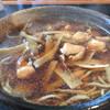 そば処一粒 - 料理写真:かしわごぼう   ¥918