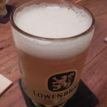レインボーキッチン - 生ビール