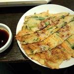 李朝園 - 海鮮チヂミ