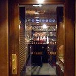 ROQUEFORT CAFE - 入り口ドア