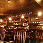 ROQUEFORT CAFE - カウンター