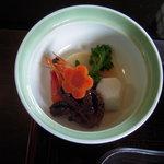 3190033 - 寿司御膳の煮物