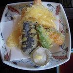 3190044 - 寿司御膳の天ぷら