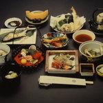 八百喜 - 料理写真:会席料理 5,250円~10,000円