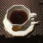 31900757 - 食後のコーヒー  後味スッキリ