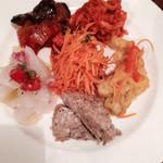 フニクラ - 前菜盛り合わせ