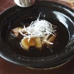 チャイナテーブル - 丸ごと豚ばら肉の黒酢豚