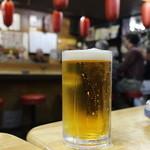 盛升 - 巨大な生ビール大
