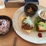 カフェ ソラノキ - 空の気ランチ