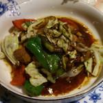 gd - 「Eランチ 回鍋肉」 1,230円