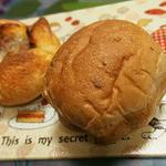 業平 キムラヤ - クリームチーズ入りのクルミ入りホテルブレッド