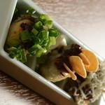 三匠 - 牡蠣味噌三種盛