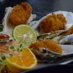 新鮮処 魚里 - カキフライ(カキフライ定食)