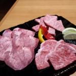 長崎和牛焼肉ぴゅあ - ぴゅあ盛り 特上