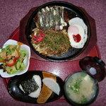 お好み村山昇 - 料理写真:平日限定サービスランチ