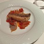 ルコック - 甘鯛の鱗焼き