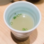 """31910238 - 「水たき御膳」の""""水たきスープ"""""""