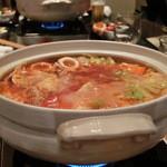 BARいしだりゅういち - トマト鍋・・絶品