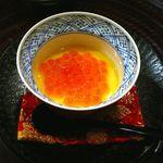 31912494 - 【イクラの茶碗蒸し】◎2014/10
