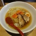 六三六 - にぼし冷麺
