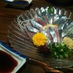 とく一 - 秋刀魚刺身