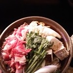 ままごとや - 独りすき焼鍋(780円)