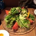 魚ダイニング Jin - アジアンサラダ