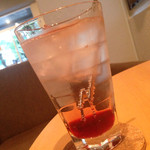 cafe a。u。n - ベリーベリーソーダ