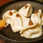 札幌 炎神 - 水餃子