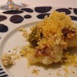 31918295 - カリフラワーとブロッコリーの前菜