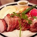 ABC 肉とワインのおいしい店 - 絶品この料理のお名前は・・・