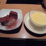 しゃぶしゃぶ温野菜 - デザート