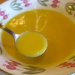 サイゼリヤ - コーンクリームスープ