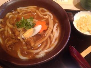 四ツ谷胡桃屋 - カレー南蛮うどん ¥780