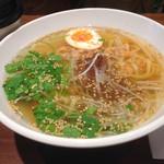 春水堂 - 五香湯麺。