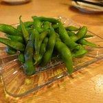 世界の山ちゃん - 枝豆