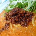 拉麺天弓 - 肉味噌