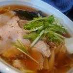 拉麺天弓 - しょうゆラーメン650円