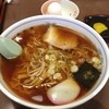 たか富 - 料理写真:米沢ラーメン 600円