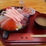 鯛喜 - 豪華海鮮丼