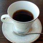 31925400 - 食後のドリンク コーヒーを選択