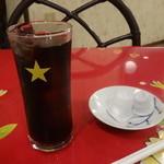 インドレストラン ガンジー   - アイスコーヒー