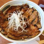十勝豚丼 いっぴん - 豚丼ご飯少なめ