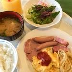 EMウェルネスリゾート コスタビスタ沖縄 ホテル&スパ - 料理写真:ホテルコスタビスタビスタ沖縄(朝食ビュッフェ)