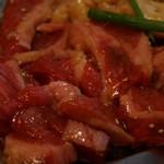 乃み助 - 【バラ@550円】お値段は安いですが肉質はかなり硬め。^^;