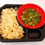 麺鮮醤油房 周平 - 女子盛り¥800・麺鮮醤油房 周平:周平つけめん
