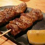 いずみ家 - 飛騨カルビ串焼き