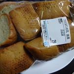 31931244 - フランスパンの耳(抹茶)29円